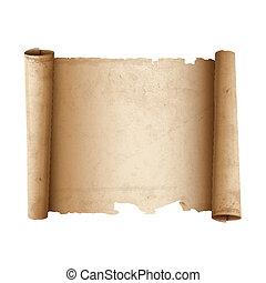 ősi, újság indadísz