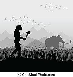 ősi, vadász