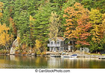 ősz, távozás