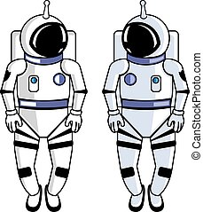 űrhajós ruha