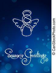 -, kártya, angyal, köszöntések, fűszerezni