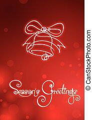 -, karácsony, csengő, köszöntések, fűszerezni