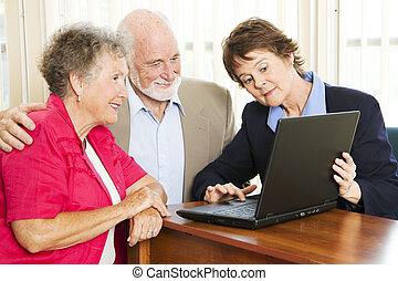 -, tanács, párosít, anyagi, idősebb ember