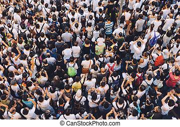 1, 2014, július, tiltakozás