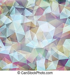 10, elvont, pattern., eps, alakít, tervezés, geometriai