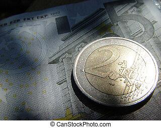 2, euro, több