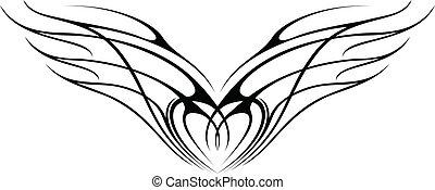 2, szárny