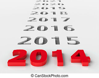 2014, jövő