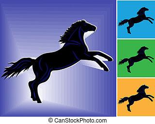 2014, ló, jelkép