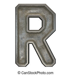 3, ipari, fehér, fém, háttér, alphabet levél, kultúrprogram-szervező tiszt