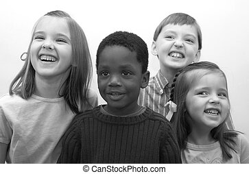 4 gyermekek