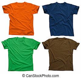 4, tiszta, trikó