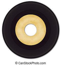 45rpm, vinyl hanglemez
