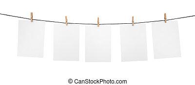 5, kitakarít, ágynemű, ruhaszárító kötél