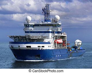 a1, icebreaker, part felől