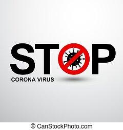 abbahagy, vírus, 2, korona