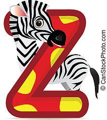 abc, zebra, z