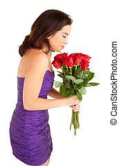 agancsrózsák, woman hatalom, szaglás