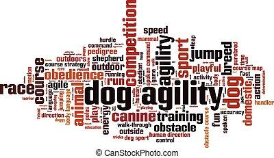 agilitás, kutya