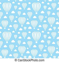 air-balloons, motívum
