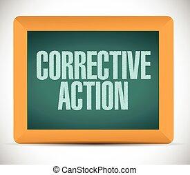 akció, üzenet, javító, ábra, aláír
