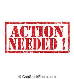 akció, needed-stamp