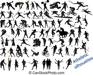 akció, zsúfolt, sport