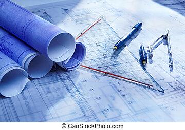 aktagyártás, építészet