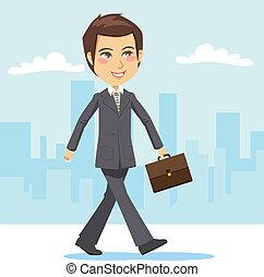 aktivál, üzletember, fiatal