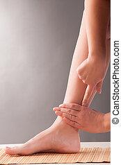 akupunktúra, sp-6, sanyinjiao