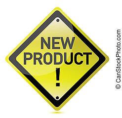 aláír, új termék