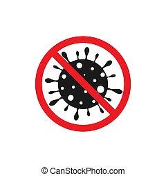 aláír, coronavirus, abbahagy