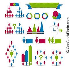 alapismeretek, állhatatos, infographic, tervezés, emberi