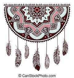 american indian, vágyálom fogójátékos, etnikai