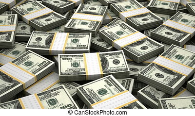 amerikai dollár, kazal