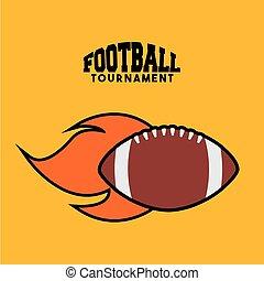 amerikai futball, tervezés