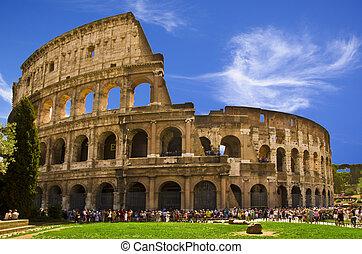 amfiteátrum, név, -e, flavian, :, amfiteátrum, eredeti