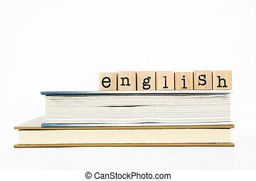 angol, megfogalmazás, előjegyez