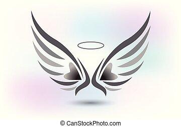 angyal, ikon