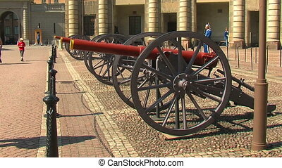 antik, fegyverek