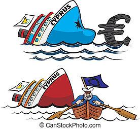 anyagi, ciprusi, krízis