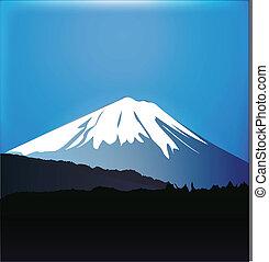 aokigahara, fuji, felmegy, gr, erdő
