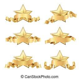 arany-, állhatatos, gyakorlatias, csillaggal díszít, fehér, gyeplő