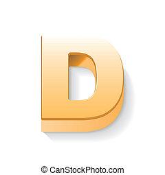 arany-, átmérő, levél, 3