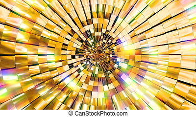 arany-, csillogó, képzelet
