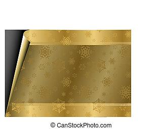 arany-, dolgozat, karácsonyi üdvözlőlap