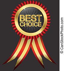 arany-, válogatott, kultúrprogram-szervező tiszt, legjobb, címke, piros