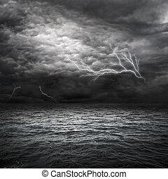 atlanti-, megrohamoz, óceán
