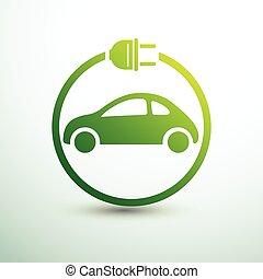 autó, elektromos