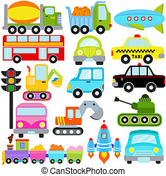autó, jármű, szállítás, /